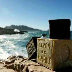 Savon de Marseille olive -...