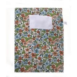 protège cahier A5 lavable